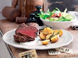 Steak Chateaubriand