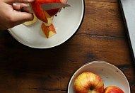 Hraběnčiny řezy s lesním ovocem