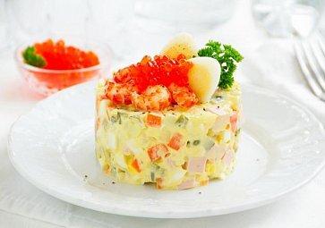Odlehčený bramborový salát podle šéfkuchaře Radka Davida