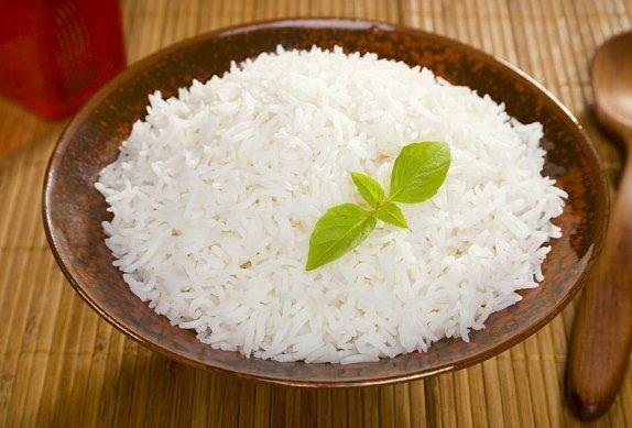 Vepřová kýta na kousky s omáčkou a rýží