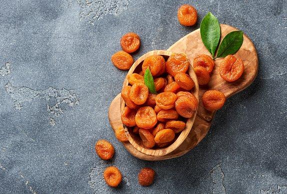 Sušené meruňky, broskve, švestky!