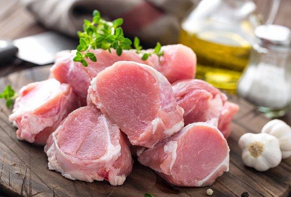 Vepřové na slanině s medvědím česnekem
