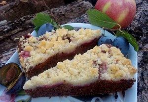 Perníkový koláč (nejen) z remosky