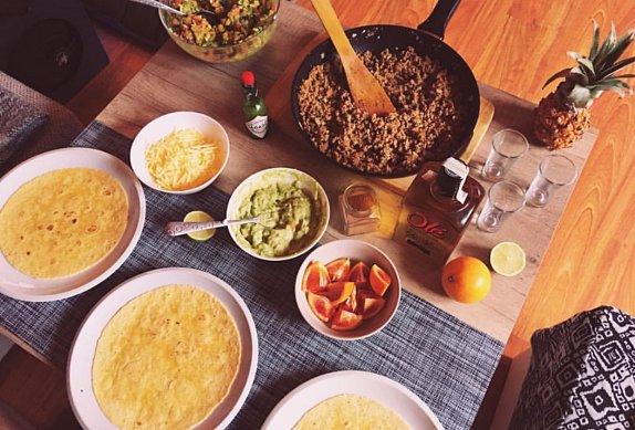 Veganské Mexiko