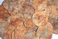 Kořeněné obalované houby