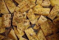 Kořeněná dýně - pečená nebo grilovaná