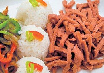 Rostlinná bílkovina aneb Robi maso