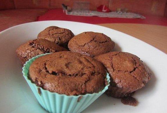 Čoko cupcakes