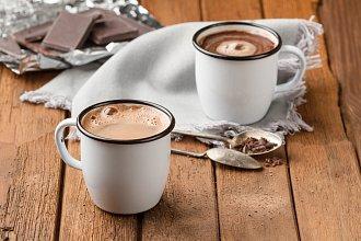 Recept na domácí kakao – postup přípravy, suroviny a více variant receptu