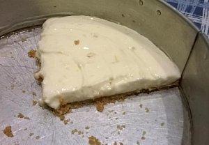 Citrónový koláč po anglicku
