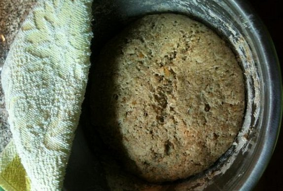 Pivní chléb s cibulkou