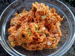 Pomazánka z vařeného celeru