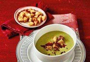 Hrášková polévka 2