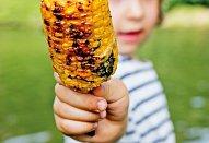 Kukuřice v alobalu