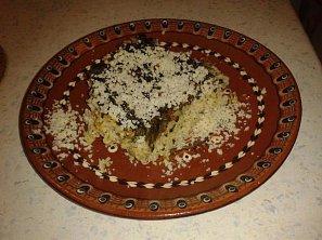 Babiččino špenátové rizoto na pátek