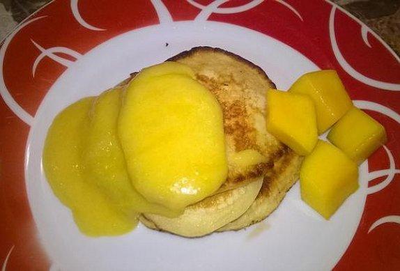 Mangový krém