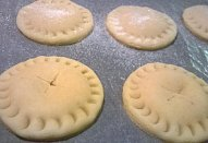 Mangové sušenky