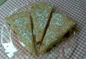 Bretonský koláč - Quatre quart