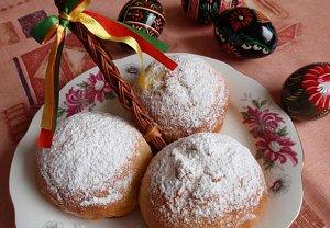 Mini bochánky (mazance) - cukrové