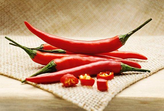 Červené špagety