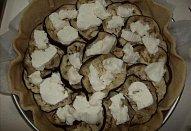 Slaný koláč s lilkem