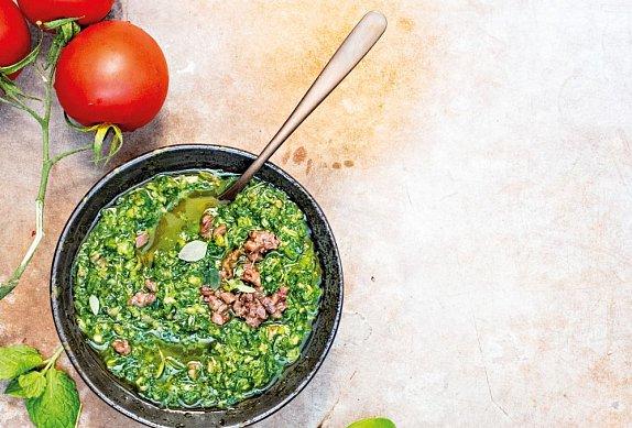 Bylinková salsa