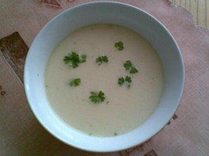Rybí polévka - smetanová
