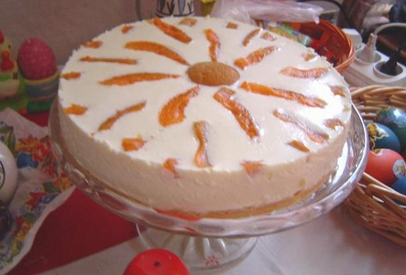 Cheesecake IV.
