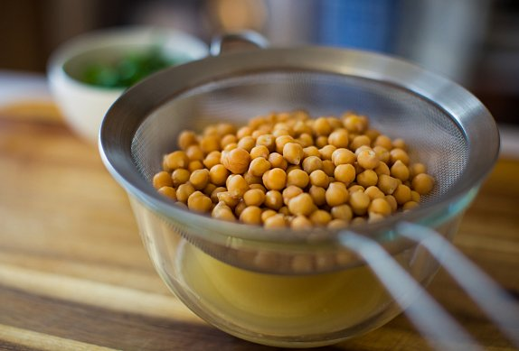 Hummus s chilli