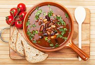 Toskánská fazolová polévka