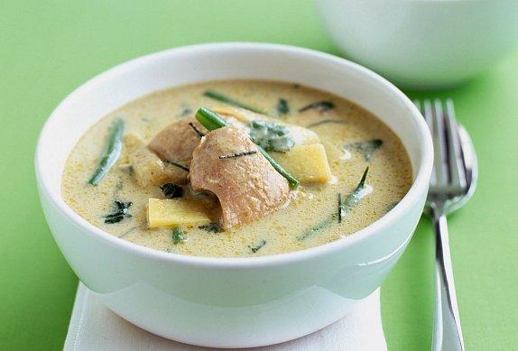 Thajská polévka photo-0