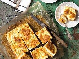 Mrkvový koláč s ricottou