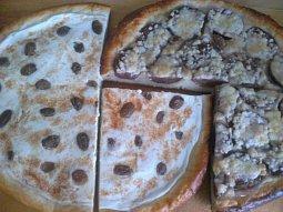 Bramborové koláče - kynuté