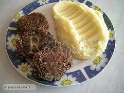 Houbové karbanátky bez masa