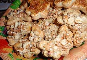Nivové sušenky (slané cukroví)