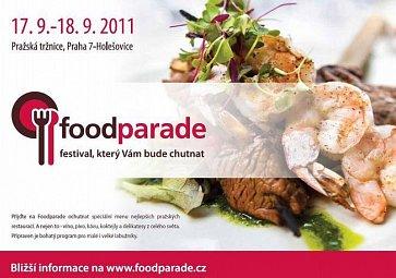 Pozvánka na Foodparade