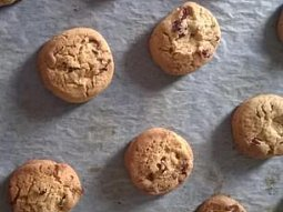 Zmrzlé sušenky