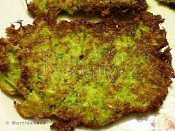 Brokolicové placičky za syrova