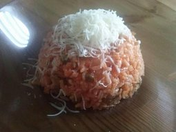 Srbské rizoto (ze školní jídelny)