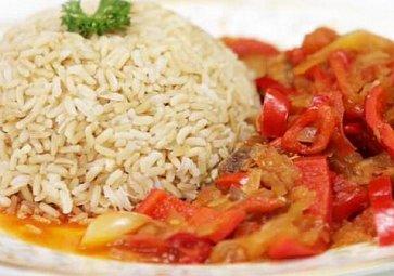 Srbské žebírko s rýží