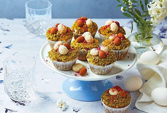 Mechové muffiny