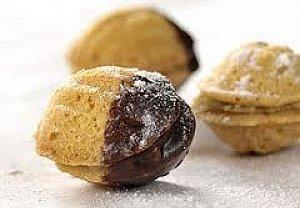 Plněné ořechy podle pí.Jonové
