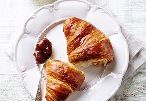 Croissanty: recept na francouzskou klasiku