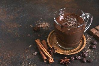 Recept na domácí horkou čokoládu – postup přípravy, suroviny a více variant receptu
