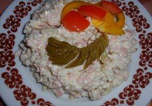 Rýžový salát / příloha