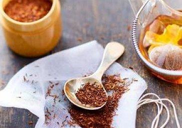 Recepty s čajem: Netradiční vaření s rooibosem