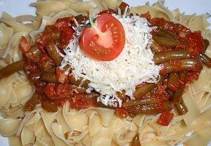 Fazolkové těstoviny