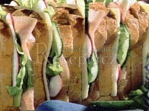 Selské sendviče