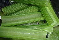 Grilovaný řapíkatý celer