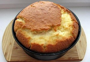 Rychlý lahodný tvarohový koláč